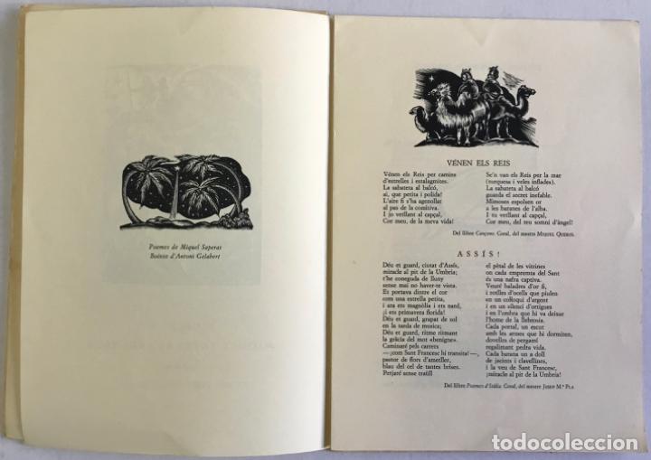 Libros antiguos: DE LLAR A LLAR. - SAPERAS, Miquel. - Foto 4 - 123245867