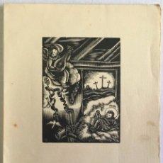 Libros antiguos: DE LLAR A LLAR. - SAPERAS, MIQUEL.. Lote 123245867