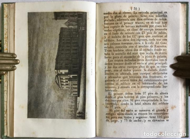 Libros antiguos: MEMORIA ACERCA DE LA ERECCIÓN Y PROGRESOS DE LA JUNTA DE COMERCIO DE CATALUÑA Y DE SU CASA LONJA. - - Foto 3 - 123166430