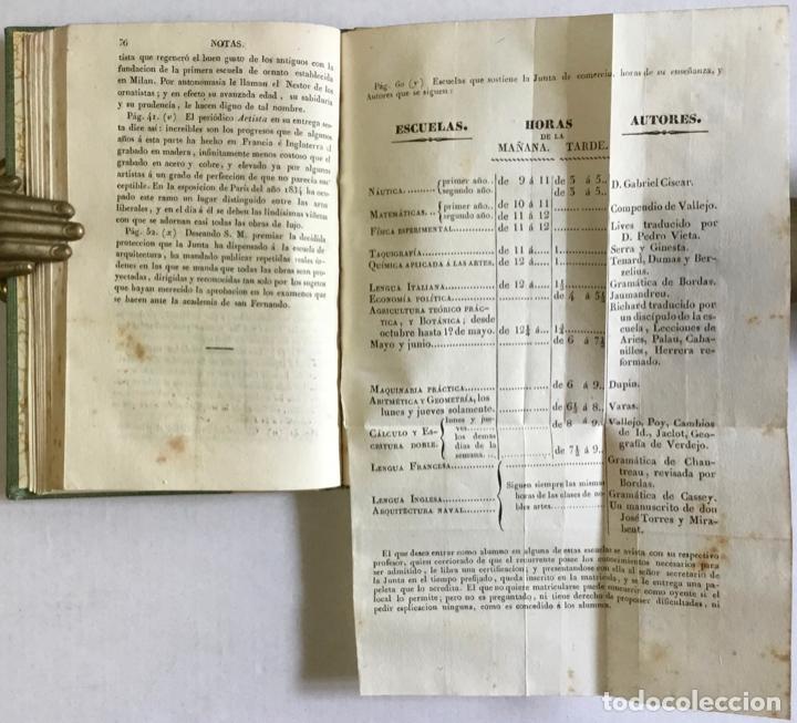 Libros antiguos: MEMORIA ACERCA DE LA ERECCIÓN Y PROGRESOS DE LA JUNTA DE COMERCIO DE CATALUÑA Y DE SU CASA LONJA. - - Foto 4 - 123166430