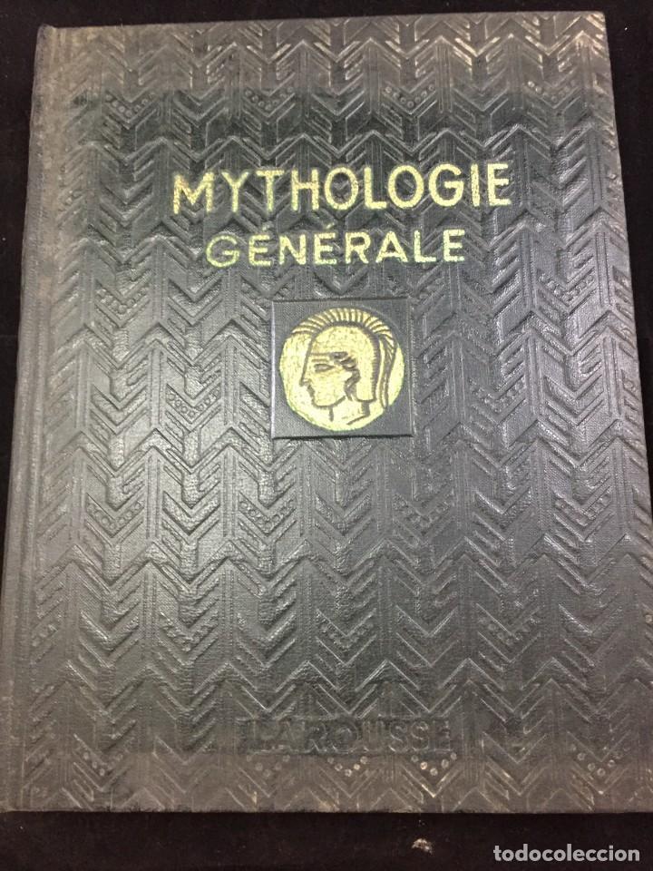 MYTHOLOGIE GÉNÉRALE. FÉLIX GUIRAND, EDITORIAL: LAROUSSE, 1935 FRANCÉS (Libros Antiguos, Raros y Curiosos - Otros Idiomas)