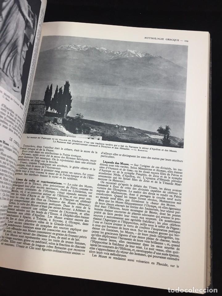 Libros antiguos: Mythologie générale. Félix Guirand, Editorial: Larousse, 1935 Francés - Foto 6 - 221337960