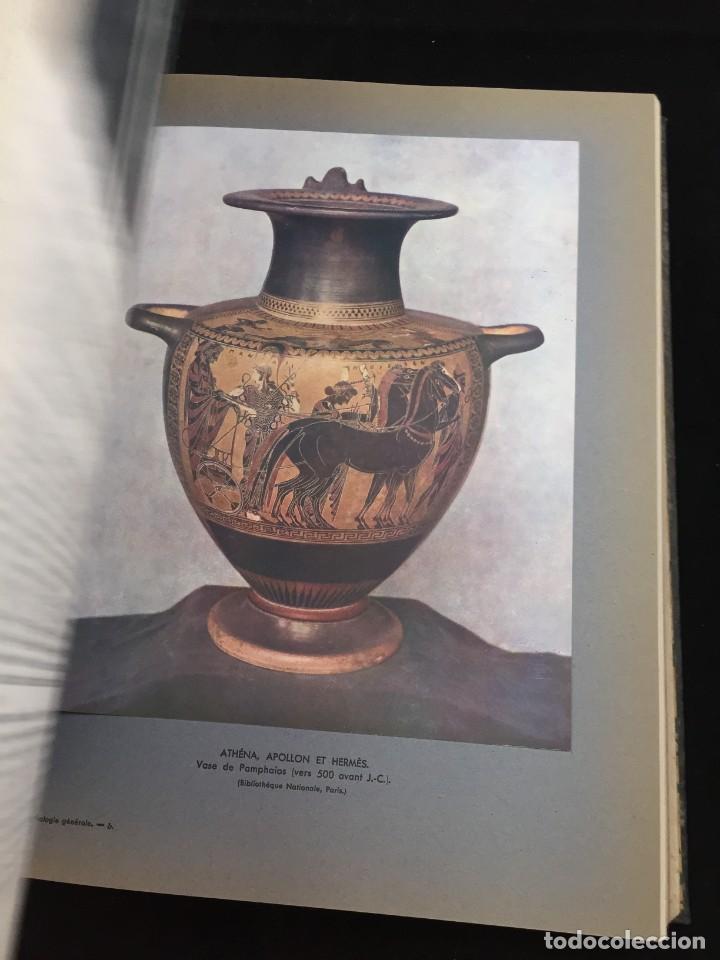 Libros antiguos: Mythologie générale. Félix Guirand, Editorial: Larousse, 1935 Francés - Foto 8 - 221337960