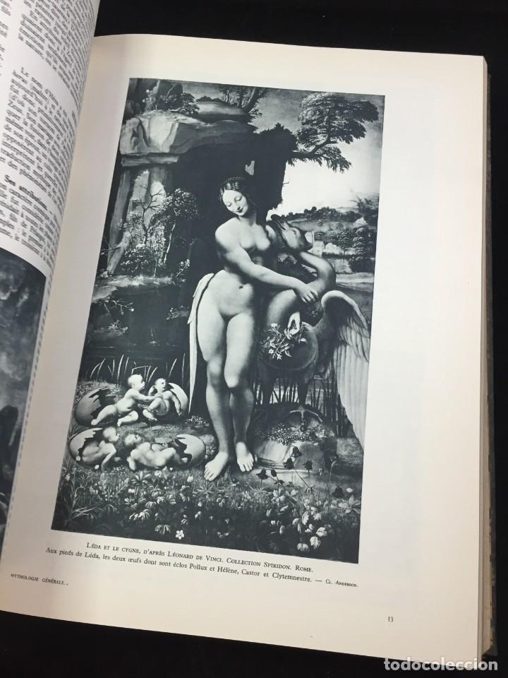 Libros antiguos: Mythologie générale. Félix Guirand, Editorial: Larousse, 1935 Francés - Foto 9 - 221337960