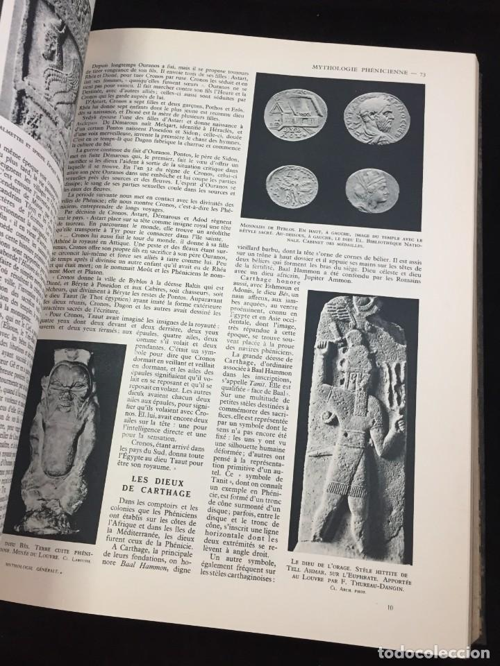 Libros antiguos: Mythologie générale. Félix Guirand, Editorial: Larousse, 1935 Francés - Foto 10 - 221337960