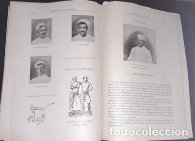 Libros antiguos: OBRA CULINARIA NACIONAL, HISTORIA DE UN COCINERO, M. BRIZUELA, CÁDIZ 1917 - Foto 4 - 221363500
