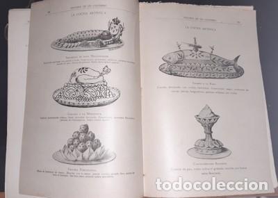 Libros antiguos: OBRA CULINARIA NACIONAL, HISTORIA DE UN COCINERO, M. BRIZUELA, CÁDIZ 1917 - Foto 6 - 221363500