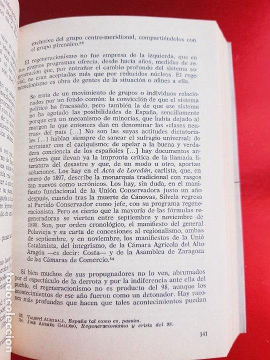 Libros antiguos: LIBRO-LOS CONSERVADORES EN ESPAÑA-VICTOR ALBA-VER FOTOS - Foto 6 - 221417868
