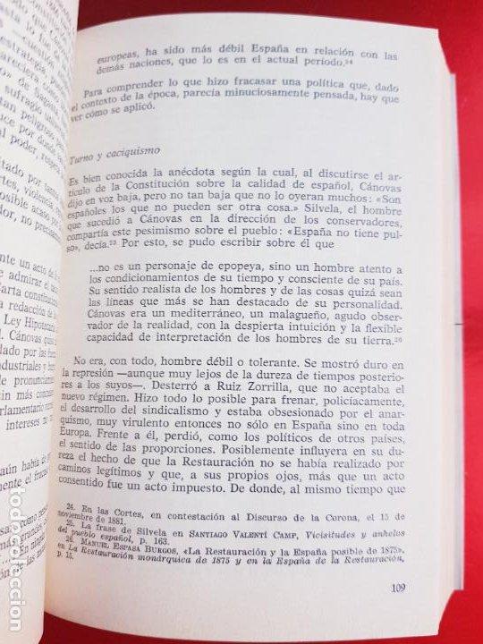 Libros antiguos: LIBRO-LOS CONSERVADORES EN ESPAÑA-VICTOR ALBA-VER FOTOS - Foto 7 - 221417868