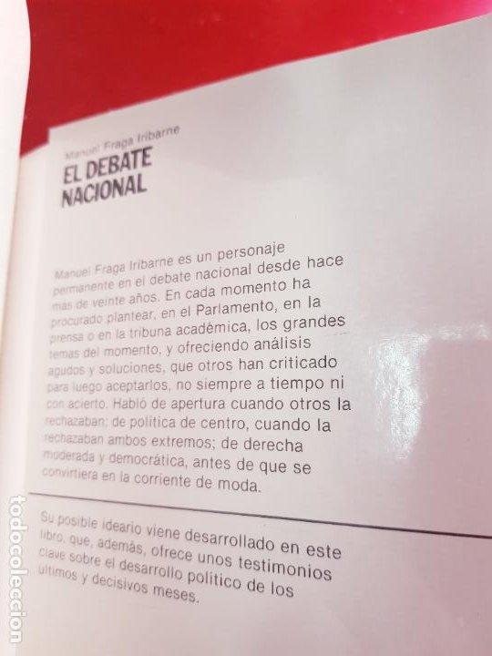 Libros antiguos: LIBRO-LOS CONSERVADORES EN ESPAÑA-VICTOR ALBA-VER FOTOS - Foto 8 - 221417868