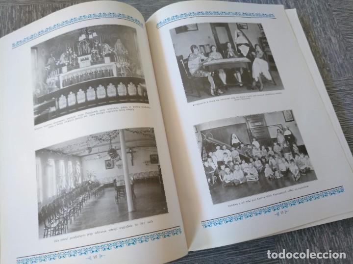 Libros antiguos: CURIOSO LIBRO DE LA COMUNIDAD POLACA DE EEUU (CHICACO, ILLINOIS, 1928): PAMIETNIK JUBILEUSZOWY - Foto 8 - 221457287