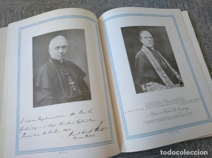 Libros antiguos: CURIOSO LIBRO DE LA COMUNIDAD POLACA DE EEUU (CHICACO, ILLINOIS, 1928): PAMIETNIK JUBILEUSZOWY - Foto 12 - 221457287
