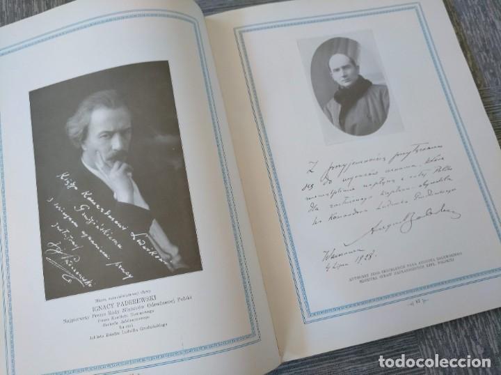 Libros antiguos: CURIOSO LIBRO DE LA COMUNIDAD POLACA DE EEUU (CHICACO, ILLINOIS, 1928): PAMIETNIK JUBILEUSZOWY - Foto 13 - 221457287