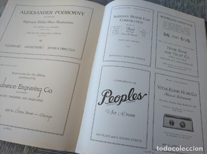 Libros antiguos: CURIOSO LIBRO DE LA COMUNIDAD POLACA DE EEUU (CHICACO, ILLINOIS, 1928): PAMIETNIK JUBILEUSZOWY - Foto 22 - 221457287