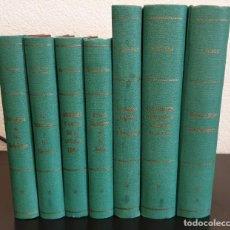 Libri antichi: LOTE DE 7 LIBROS BIBLIOTECA CIENTÍFICO-FILOSÓFICA Y TEOSÓFICA - DANIEL JORRO EDITOR, GRAN CAPITAN ED. Lote 221464401