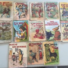 Libros antiguos: LOTE MINICUENTOS CALLEJA. Lote 221465497