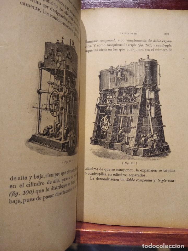 Libros antiguos: MANUAL DEL MAQUINISTA DE LA MARINA MERCANTE-EUGENIO AGACINO-TIPOGRAFIA GADITANA-1900 - Foto 14 - 221600307