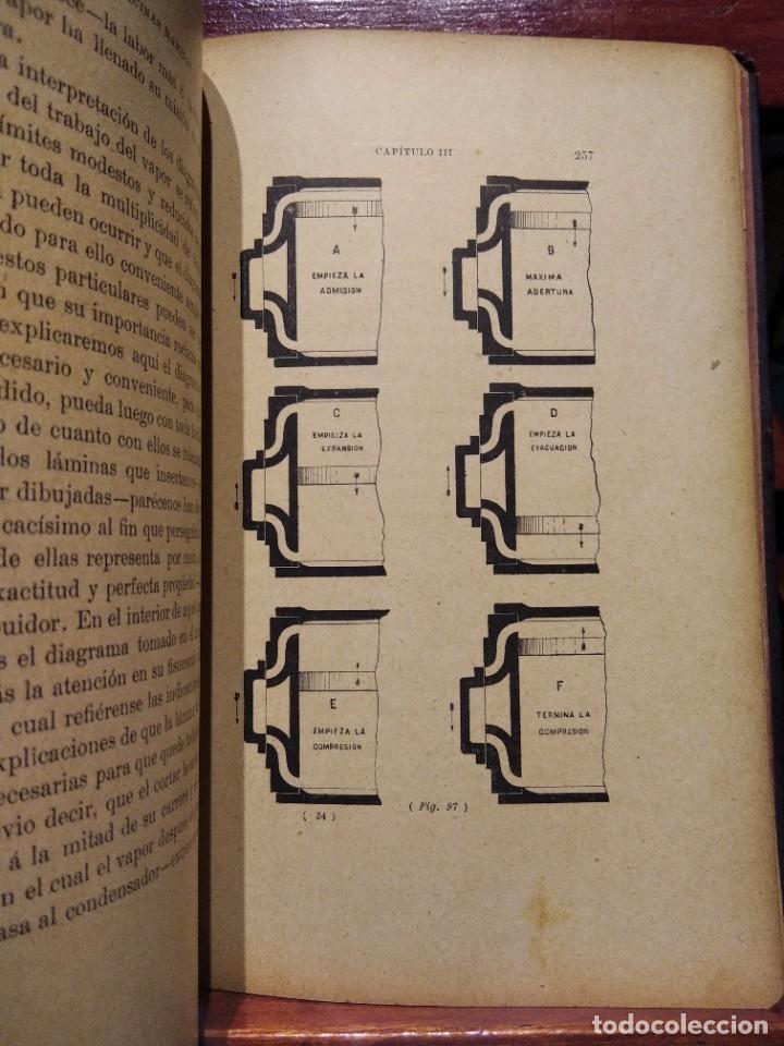 Libros antiguos: MANUAL DEL MAQUINISTA DE LA MARINA MERCANTE-EUGENIO AGACINO-TIPOGRAFIA GADITANA-1900 - Foto 15 - 221600307