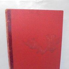 Libros antiguos: PLIEGO GENERAL DE CONDICIONES OBRAS PUBLICAS Y FORMULARIOS DE PROYECTOS DE CARRERAS. 1901. Lote 221630487