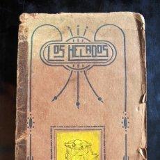 Livres anciens: GUÍA PRÁCTICA HELADOS 85 RECETAS IGNACIO DOMÈNECH 1916 IMPRENTA HELÉNCIA, MADRID. GUIA PRÁCTICA PARA. Lote 221663743