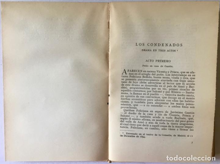 Libros antiguos: GALDÓS Y SU OBRA. (I) LOS EPISODIOS NACIONALES. (II) LAS NOVELAS. (III) EL TEATRO. - GAMERO Y - Foto 10 - 123191400