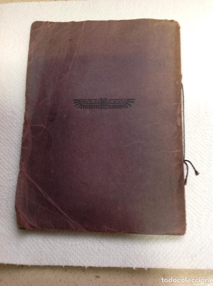 Libros antiguos: LA 14 CV VOISIN. SON ENTRETIEN. AVANT-PROPOS - Foto 2 - 221761878