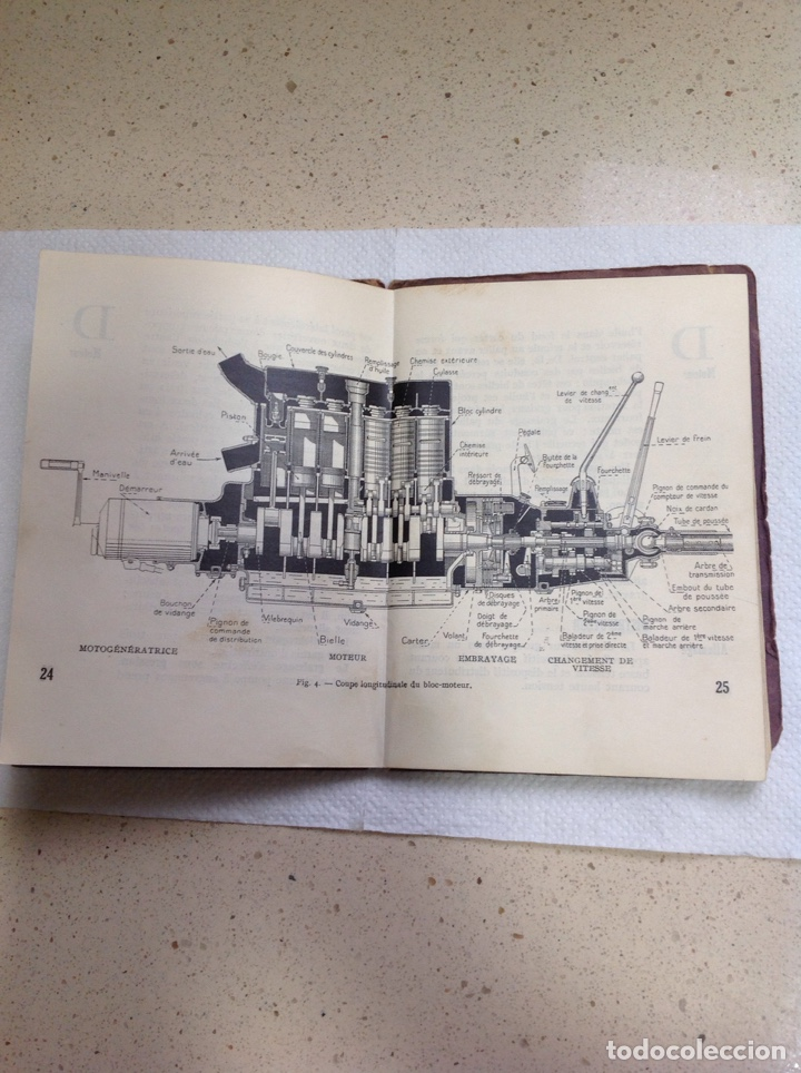 Libros antiguos: LA 14 CV VOISIN. SON ENTRETIEN. AVANT-PROPOS - Foto 12 - 221761878