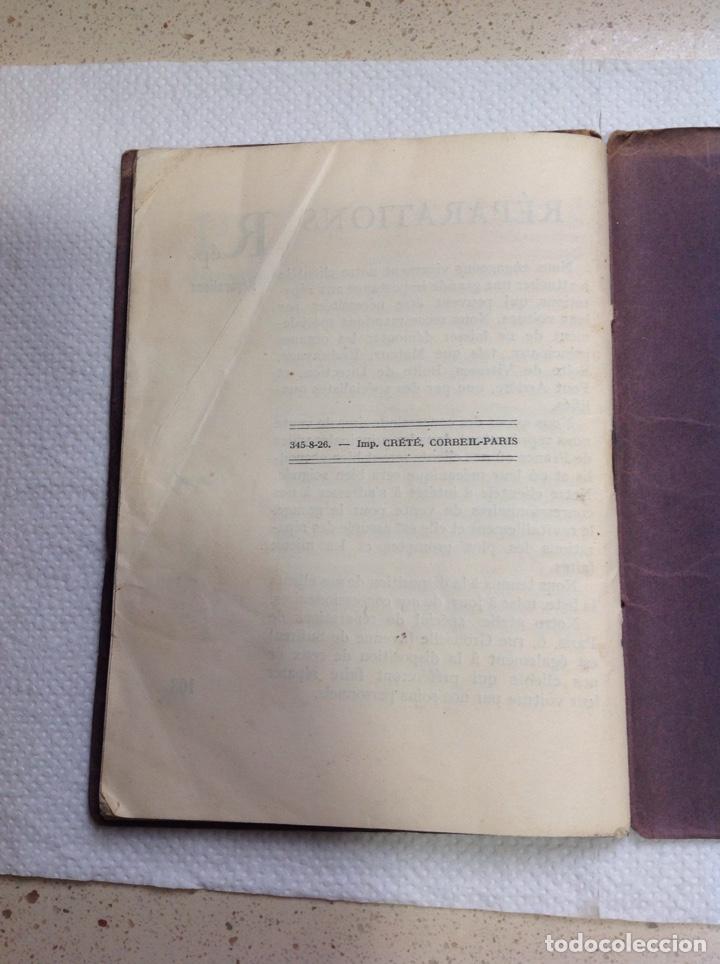 Libros antiguos: LA 14 CV VOISIN. SON ENTRETIEN. AVANT-PROPOS - Foto 16 - 221761878