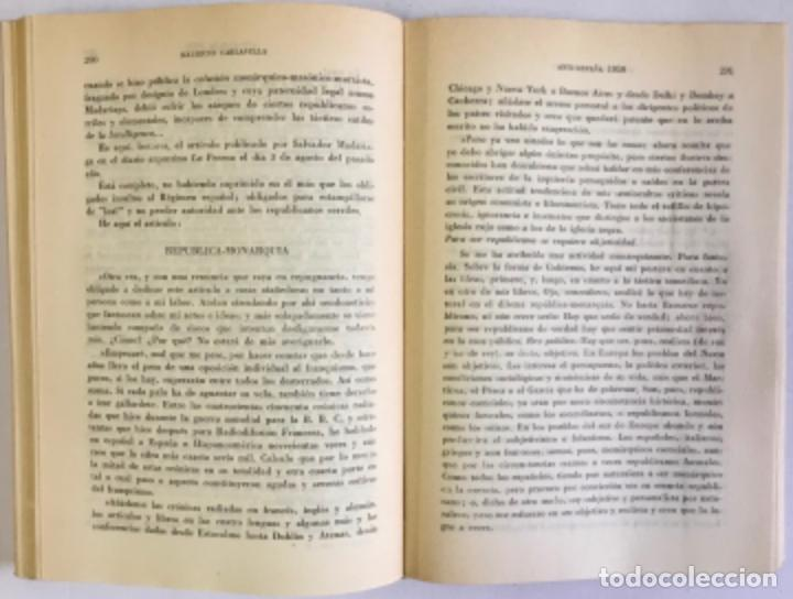 Libros antiguos: ANTI-ESPAÑA 1959. AUTORES, CÓMPLICES Y ENCUBRIDORES DEL COMUNISMO. - CARLAVILLA, Mauricio. - Foto 4 - 123171588