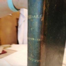 Libros antiguos: L'ILLUSTRATION JOURNAL UNIVERSEL. 1859.. Lote 221836725