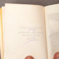 Libros antiguos: MIQUEL I PLANAS - LAS CONFIDENCIAS DE JUAN BUENHOMBRE - 1924 - FIRMADO. Lote 221936015