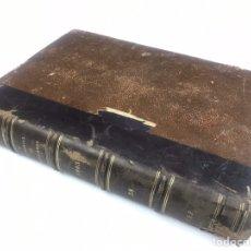 Libros antiguos: S-MEMORIAL DE INGENIEROS EL SITIO DE BARCELONA AÑO 1903 COMPLETO CON NUMEROSAS LÁMINAS. Lote 221948600