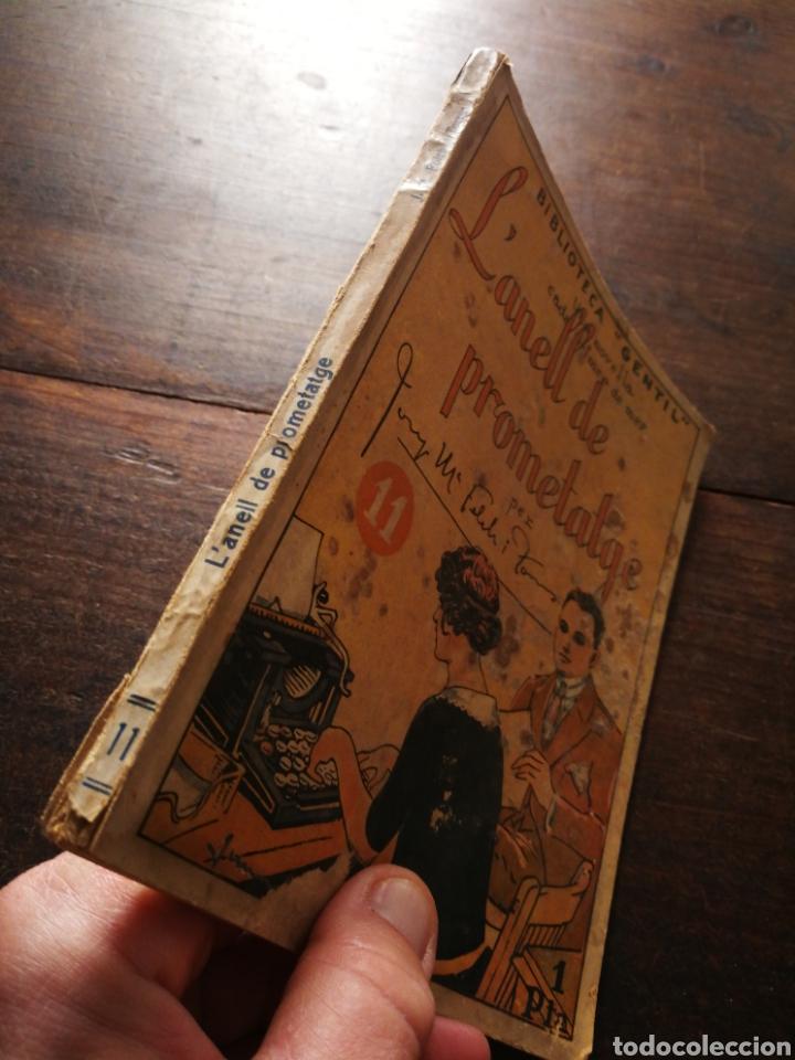 Libros antiguos: LANELL DE PROMETATGE- JOSEP M° FOLCH TORRES, BIBLIOTECA GENTIL. - Foto 4 - 222012203
