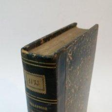 Libros antiguos: 1878 - DELEFOSSE - PRATIQUE DE LA CHIRURGIE DES VOIES URINAIRES. AVEC 133 FIGURES. Lote 222023086