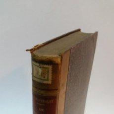 Libros antiguos: 1866 - D'ETIOLLES, LEROY - TRAITÉ PRATIQUE DE LA GRAVELLE ET DES CALCULS URINAIRES. AVEC 120 GRAVU. Lote 222023827