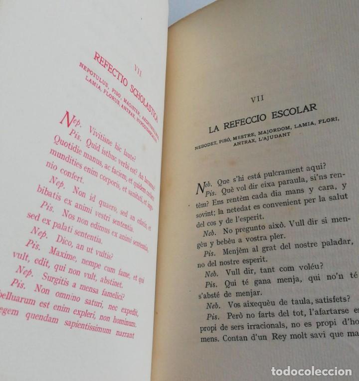 JOAN LLUIS VIVES: DIÀLECHS. TRAUDCCIÓ CATALANA. 1915 (1º ED) (Libros Antiguos, Raros y Curiosos - Pensamiento - Otros)