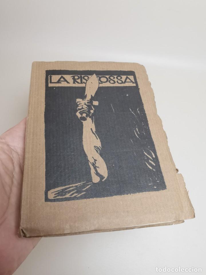 Libros antiguos: La riscossa / Gabriele DAnnunzio ; illustrated by Guilio Aristide Sartorio-1918 - Foto 2 - 222056372