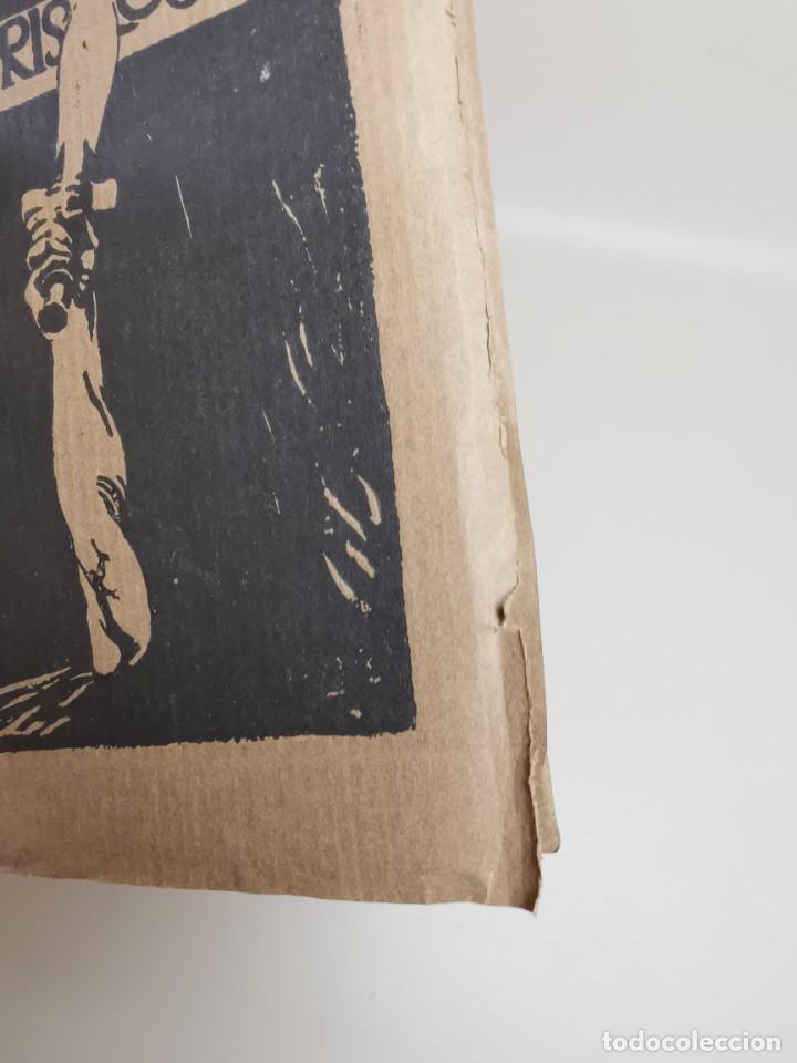 Libros antiguos: La riscossa / Gabriele DAnnunzio ; illustrated by Guilio Aristide Sartorio-1918 - Foto 7 - 222056372