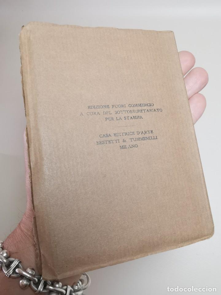 Libros antiguos: La riscossa / Gabriele DAnnunzio ; illustrated by Guilio Aristide Sartorio-1918 - Foto 9 - 222056372