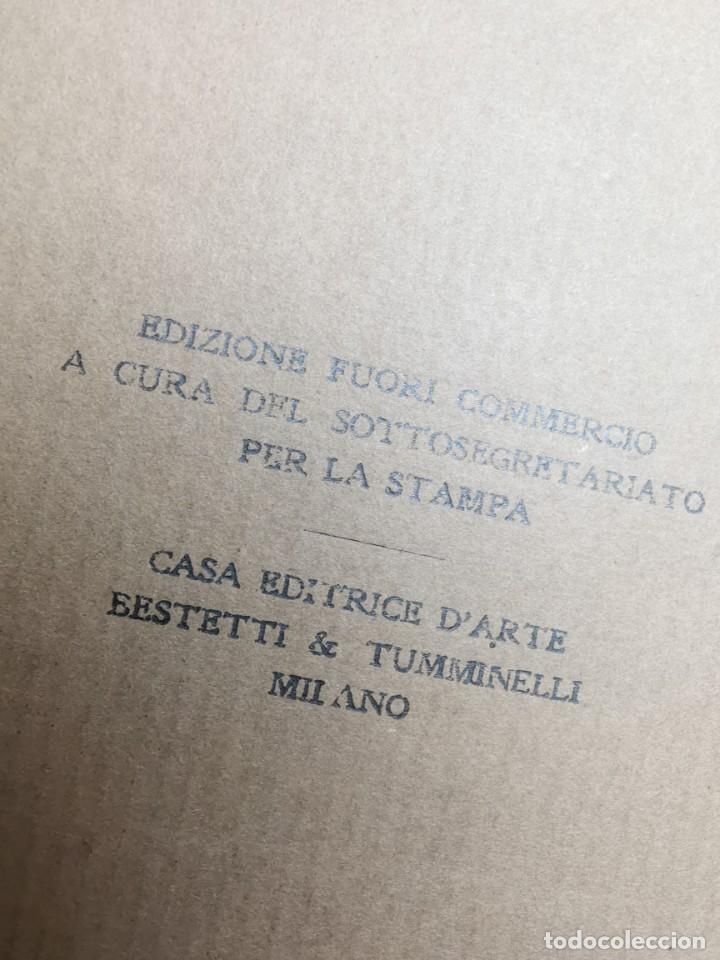 Libros antiguos: La riscossa / Gabriele DAnnunzio ; illustrated by Guilio Aristide Sartorio-1918 - Foto 10 - 222056372