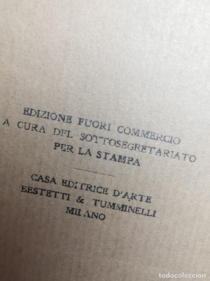 Libros antiguos: La riscossa / Gabriele DAnnunzio ; illustrated by Guilio Aristide Sartorio-1918 - Foto 11 - 222056372