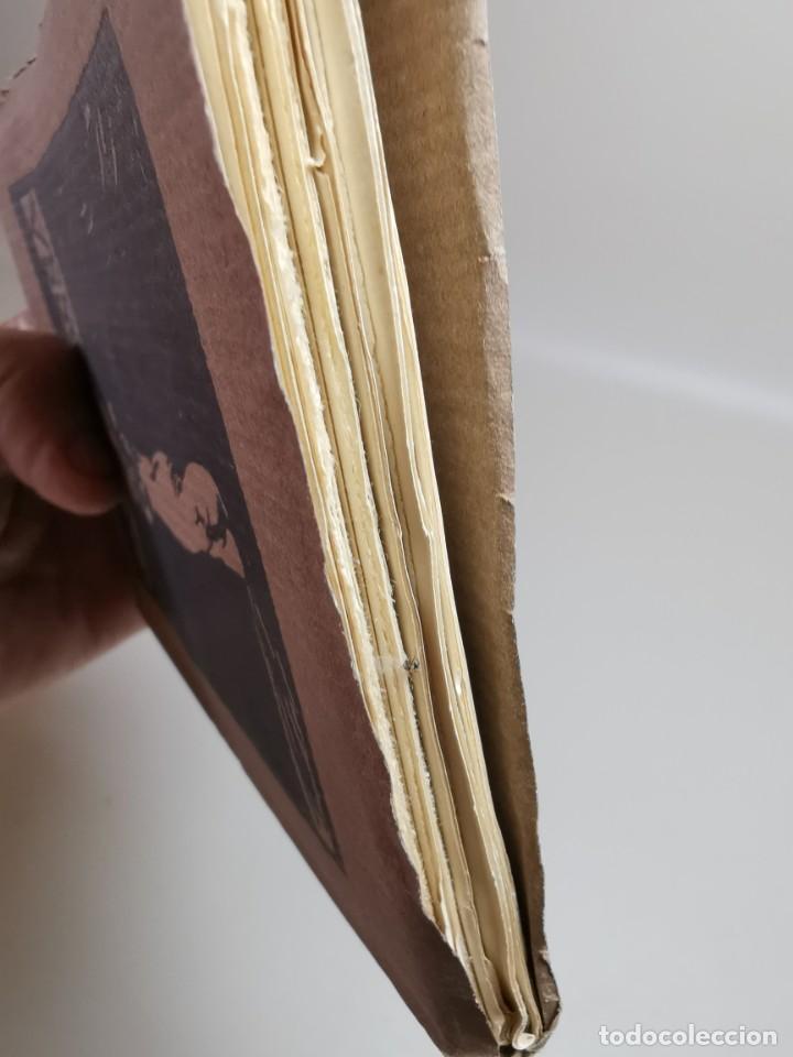 Libros antiguos: La riscossa / Gabriele DAnnunzio ; illustrated by Guilio Aristide Sartorio-1918 - Foto 15 - 222056372