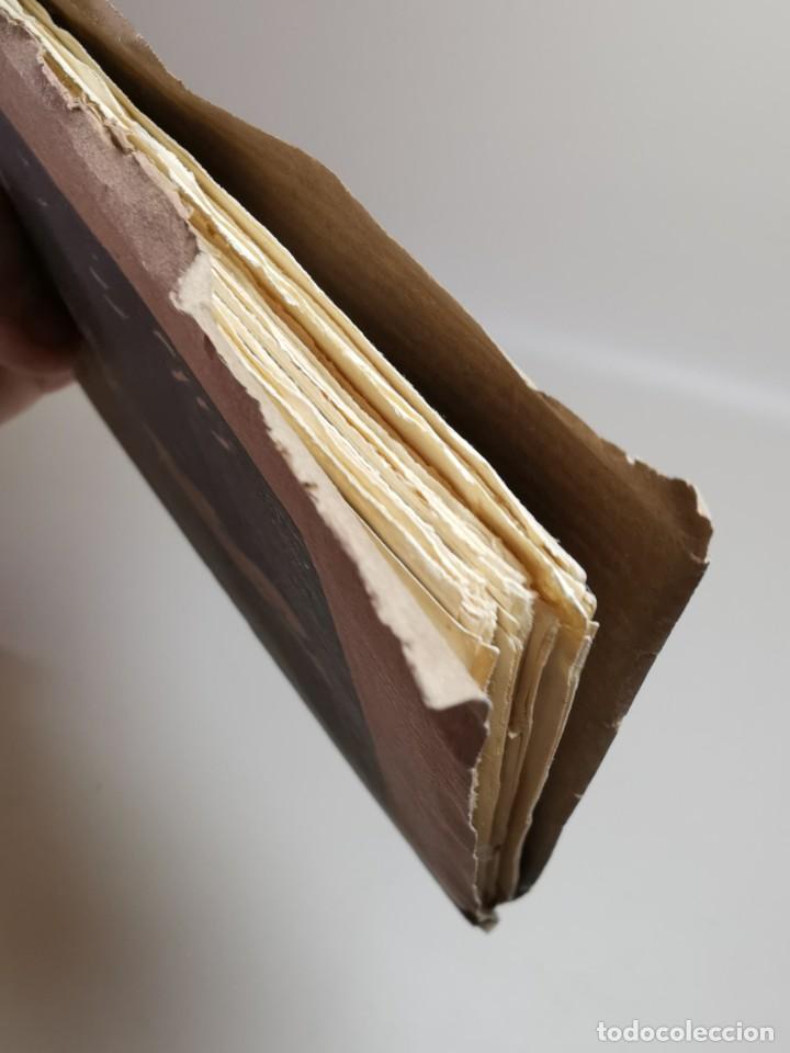 Libros antiguos: La riscossa / Gabriele DAnnunzio ; illustrated by Guilio Aristide Sartorio-1918 - Foto 16 - 222056372