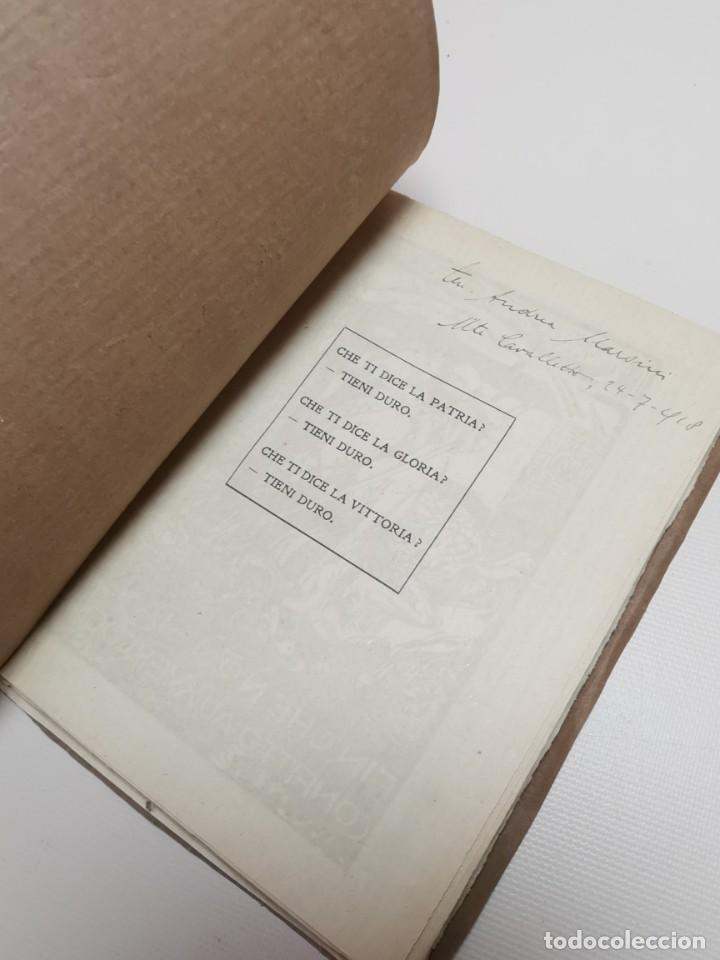 Libros antiguos: La riscossa / Gabriele DAnnunzio ; illustrated by Guilio Aristide Sartorio-1918 - Foto 17 - 222056372