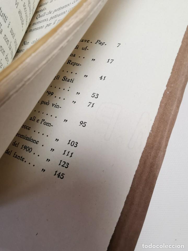 Libros antiguos: La riscossa / Gabriele DAnnunzio ; illustrated by Guilio Aristide Sartorio-1918 - Foto 19 - 222056372