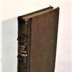 Libros antiguos: JOSE TARONJI ... ALGO SOBRE EL ESTADO RELIGIOSO Y SOCIAL DE LA ISLA DE MALLORCA ... 1877. Lote 222059566
