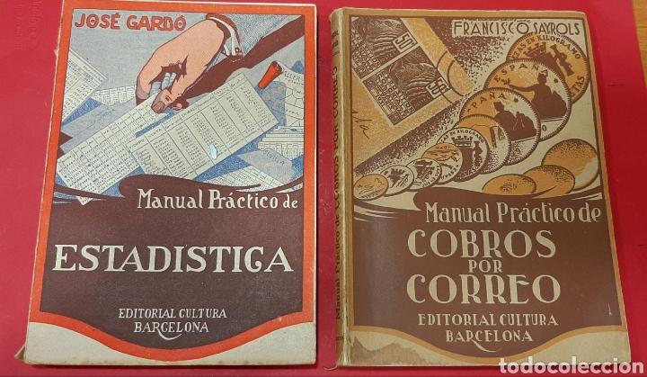 Libros antiguos: EDITORIAL CULTURA BARCELONA. 4 MANUALES. - Foto 3 - 222108550