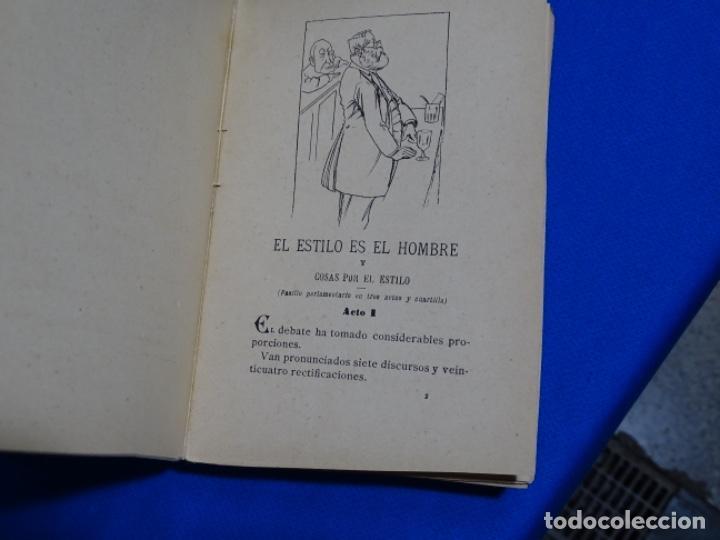 Libros antiguos: PROSA LIGERA.JOSE DE LASERNA.DIBUJOS DE ÁNGEL PONS.MADRID 1892. - Foto 6 - 222136156