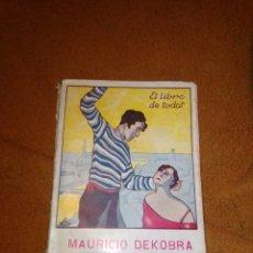 Libros antiguos: MEMORIAS DE UN LADRÓN MAURICIO DE KOBRA. Lote 222186571