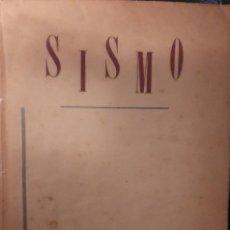 Libros antiguos: SISMO. Lote 222219148